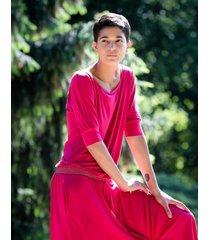 sukienka długa z gumką