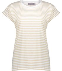 12061-21 streep t-shirt lurex