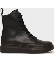 svea svea sneaker boots flat boots