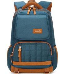 mochila para laptop oxford impermeable mochila para ordenador portátil
