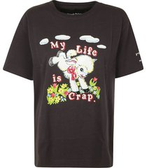 marc jacobs my life is crap t-shirt