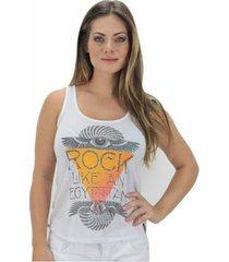 regata volcom rock like feminina