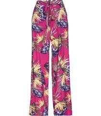 pantaloni larghi (fucsia) - bpc selection