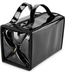 created for macy's cosmetic organizer & travel bag