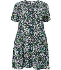 klänning caranemony ss tunic dress aop