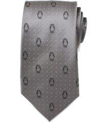 star wars porg dot men's tie