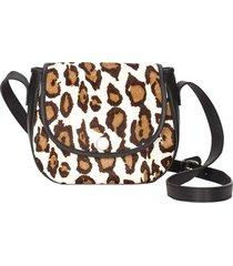 morral animal print tessa pia leopardo