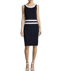 santana knit sleeveless dress
