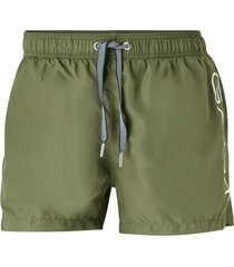 badshorts logo swim shorts lightweight