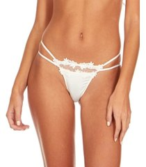 flora nikrooz collection showstopper thong, online only