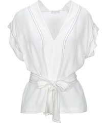 sandro blouses