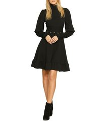 turtleneck shonna dress