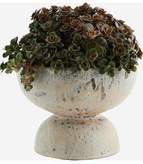 doniczka misa blur 18x14 cm ceramika