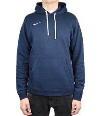 sweater nike hoodie fleece team club 19 ar3239-451