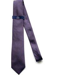 corbata azul oscar de la  renta 20aa1777-580