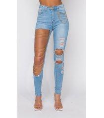 akira the way you move high waisted skinny jeans