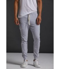 pantalón airborn gris rústico