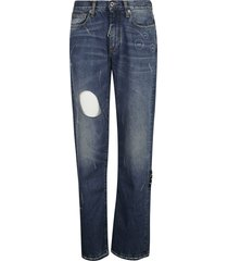 off-white joseph relaxed fit jeans