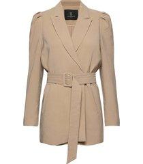 lucille mima blazer blazers business blazers beige bruuns bazaar