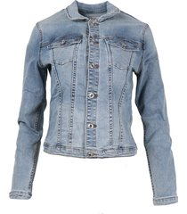 blazer mara denim jacket