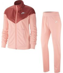 conjunto rosa nike tracksuit