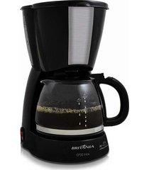 cafeteira britânia inox para 30 cafés, cp30