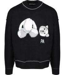 palm angels palm ice bear sweater