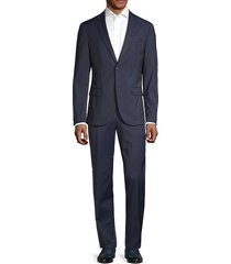 travel neight slim-fit stretch virgin-wool suit