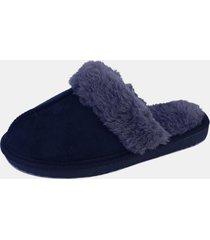 pantufla slipper negro chalada