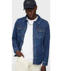 tiger of sweden jeans get jackor royal blue