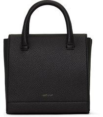 matt & nat adelsm small satchel, black