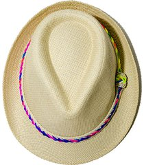 sombrero beige donadonna li