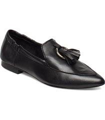 jasmin tassel loafers låga skor svart pavement