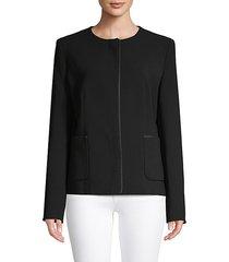 canosa wool-blend jacket