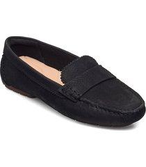 c mocc loafers låga skor svart clarks