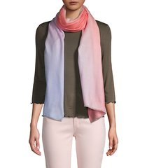 beautiful ombre wool cashmere scarf