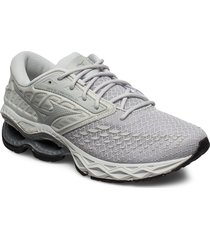 wave creation 21 w shoes sport shoes running shoes grå mizuno