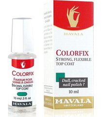 base fixadora de esmalte mavala colorfix for nail polish 10ml