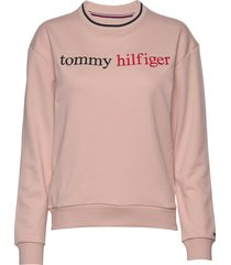 track top lwk sweat-shirt tröja tommy hilfiger