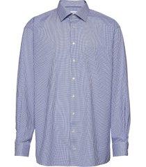 classic fit business poplin shirt skjorta business blå eton