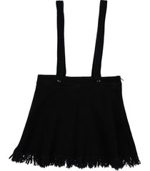 msgm overall skirts