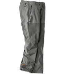 upland hunting softshell pants, 46, inseam: 34 inch