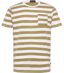 adam tee ss t-shirts short-sleeved grön clean cut copenhagen