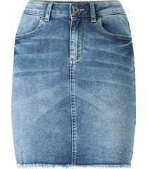 jeanskjol pcaia mw dnm skirt
