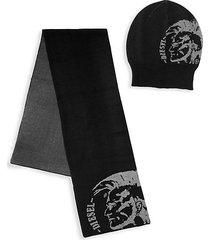 2-piece hat & scarf set