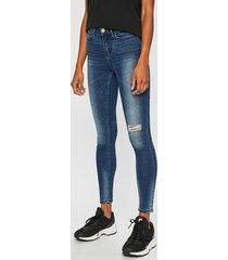 vila - jeansy commit felicia