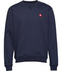 tye sweatshirt sweat-shirt trui blauw wood wood