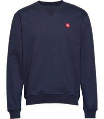 tye sweatshirt sweat-shirt trui blauw wood wood