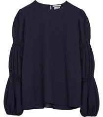 blus lou blouse