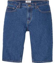 bermuda in jeans regular fit (blu) - john baner jeanswear